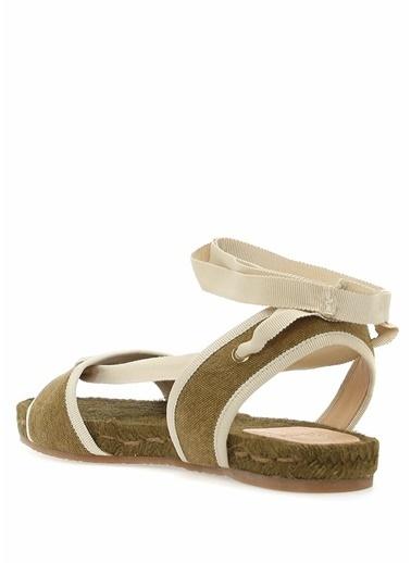 Castaner Sandalet Yeşil